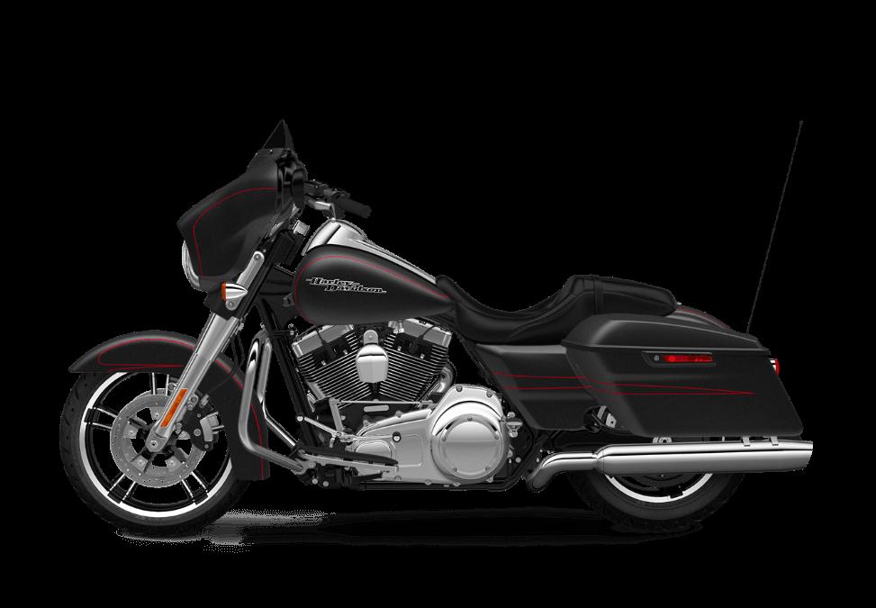 2016 Street Glide Special Black Denim