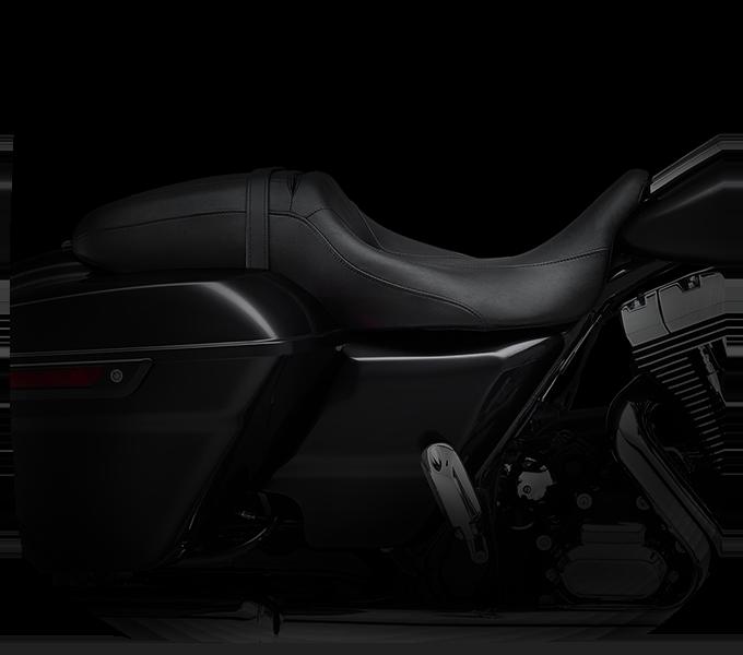 2016 Street Glide seat