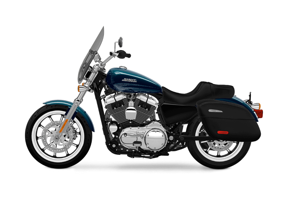 2016 Superlow 1200T Blue