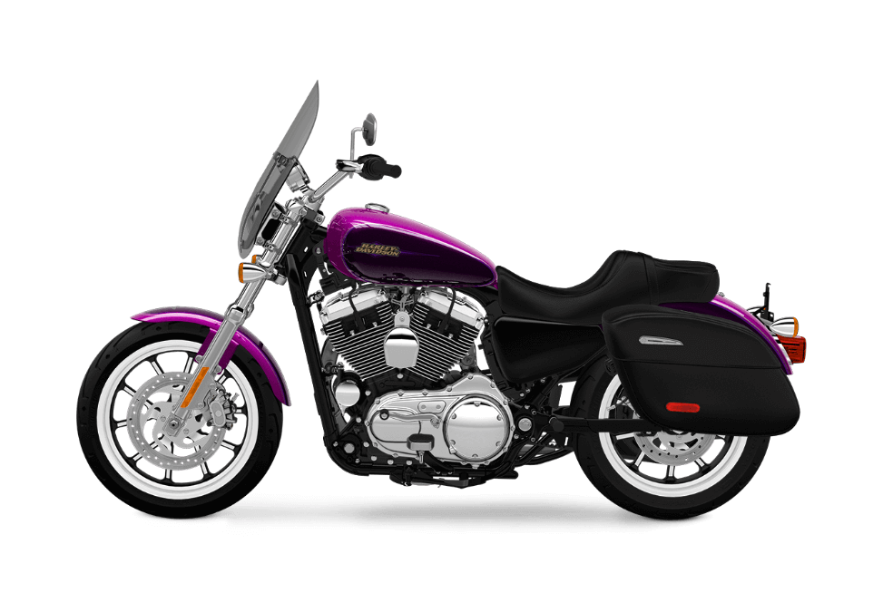 2016 Superlow 1200T Purple