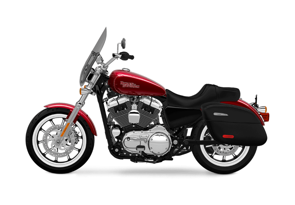2016 Superlow 1200T Red