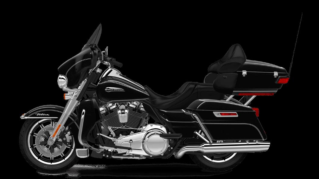 2017 Electra Glide Ultra Classic Vivid Black