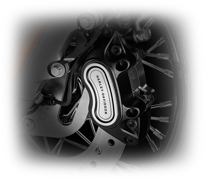 Harley-Davidson® Softail Slim® technology