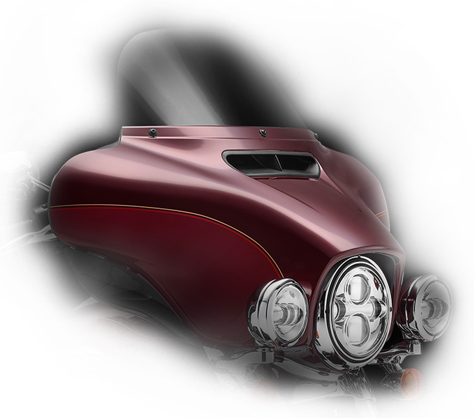 electra glide ultra classic feel feature