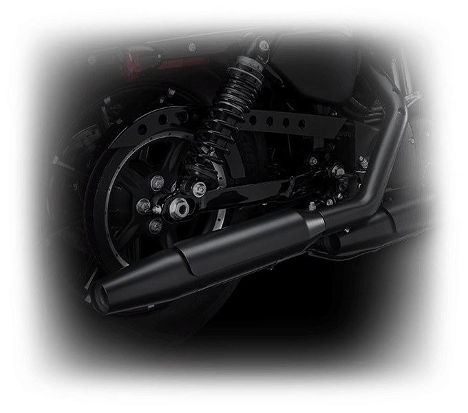 2016 Iron 833 Technology Feature