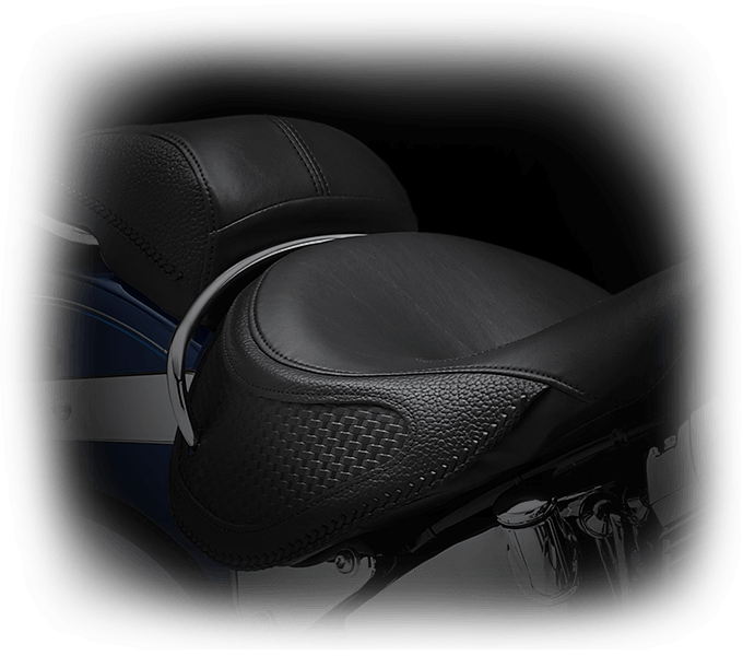 Harley-Davidson® Softail® Deluxe comfort