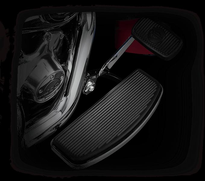 Harley-Davidson® Switchback™ comfort