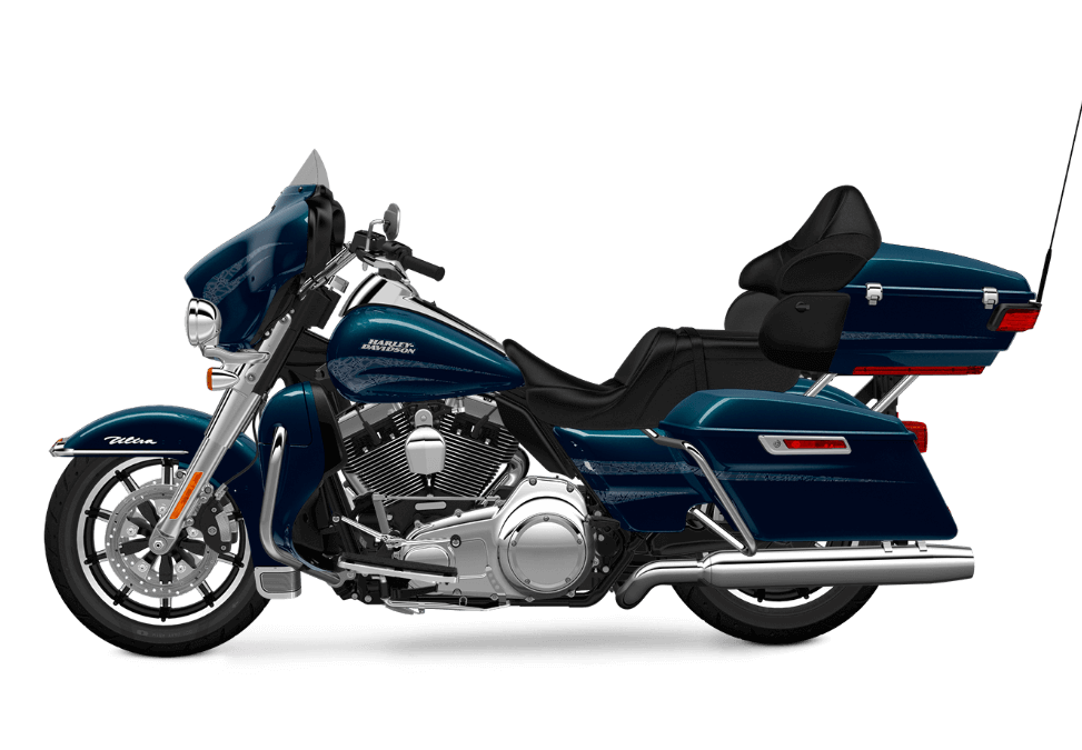 cosmic blue Electra Glide Ultra Classic Low