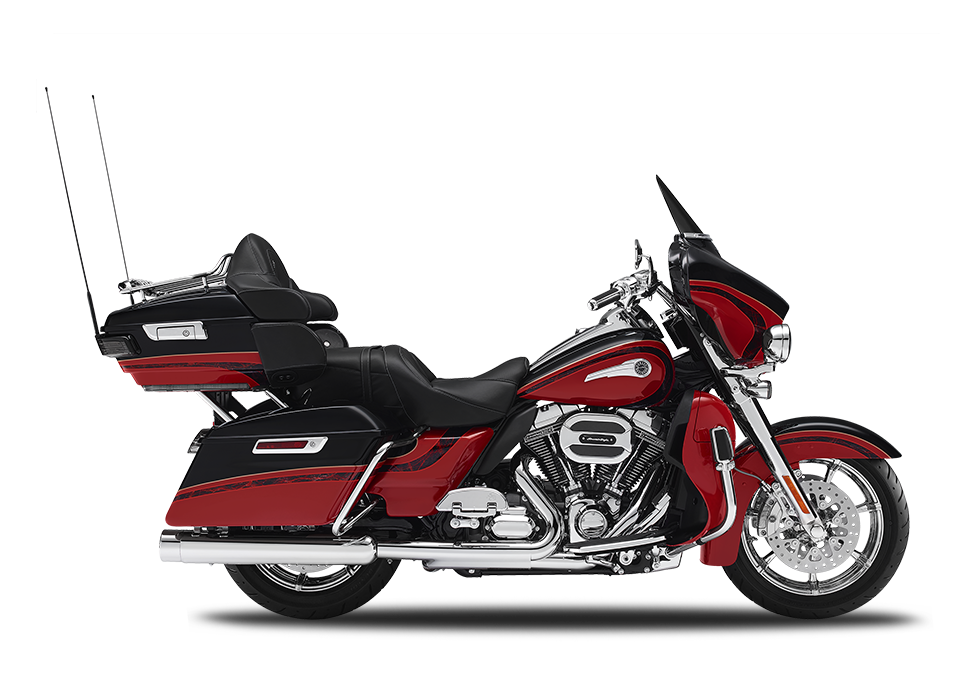 Harley-Davidson CVO™ Limited carbon dust