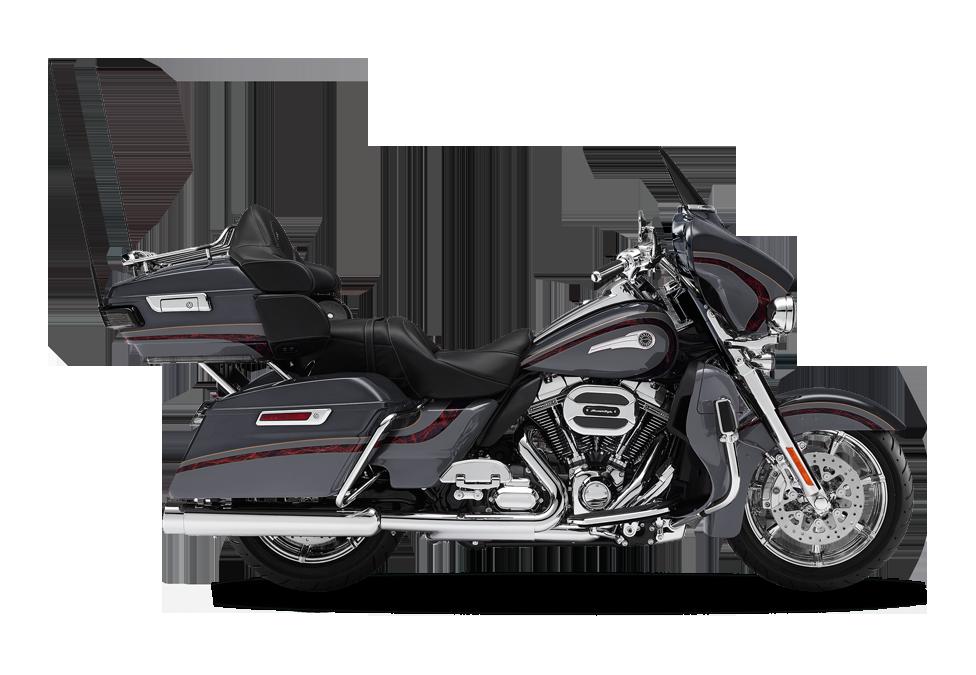 Harley-Davidson CVO™ Limited charcoal slate