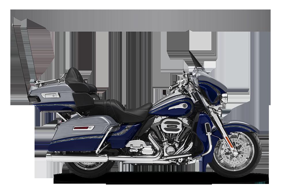 Harley-Davidson CVO™ Limited palladium silver