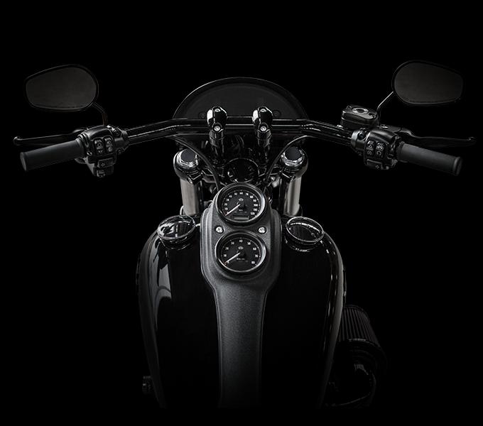 Harley-Davidson Low Rider S handling
