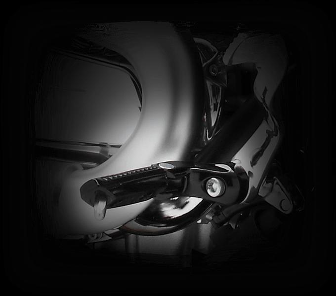 Harley-Davidson V-Rod Muscle comfort
