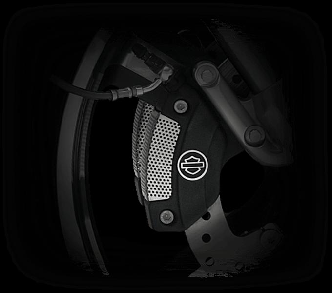 Harley-Davidson V-Rod Muscle handling
