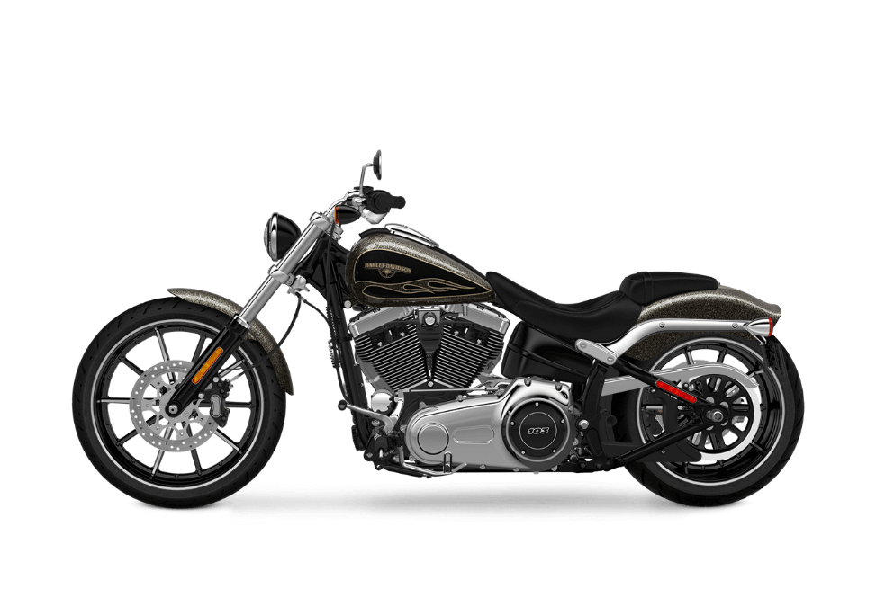 Check Out the New 2017 Harley-Davidson Breakout®