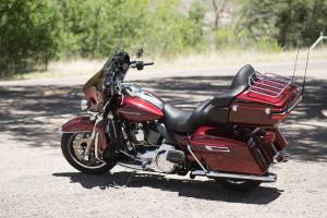 2016 Harley-Davidson Ultra Limited exterior