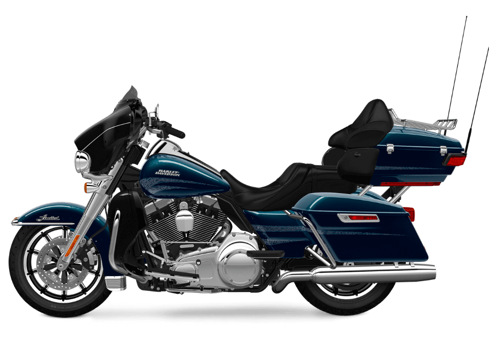 Harley-Davidson Ultra Limited Cosmic Blue