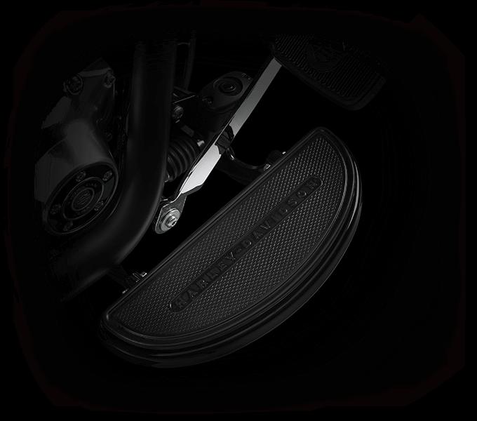 Harley-Davidson® Fat Boy® Lo comfort
