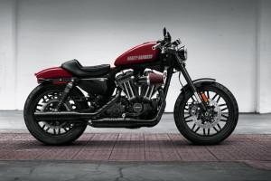 Harley-Davidson Roadster Velocity Red