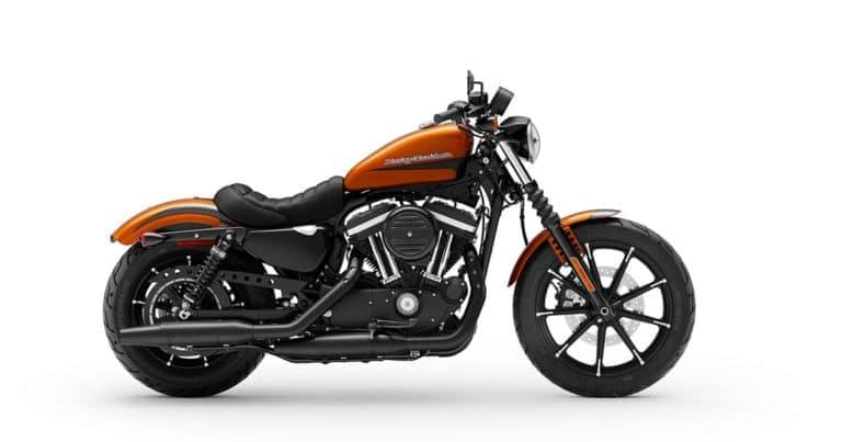 2020 Harley-Davidson Sportster Iron 883 in Riverside, CA