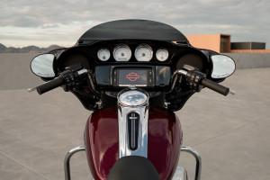 Harley-Davidson® Street Glide® Special infotainment