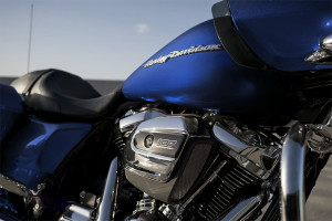 2017 Harley Davidson Road Glide Special engine
