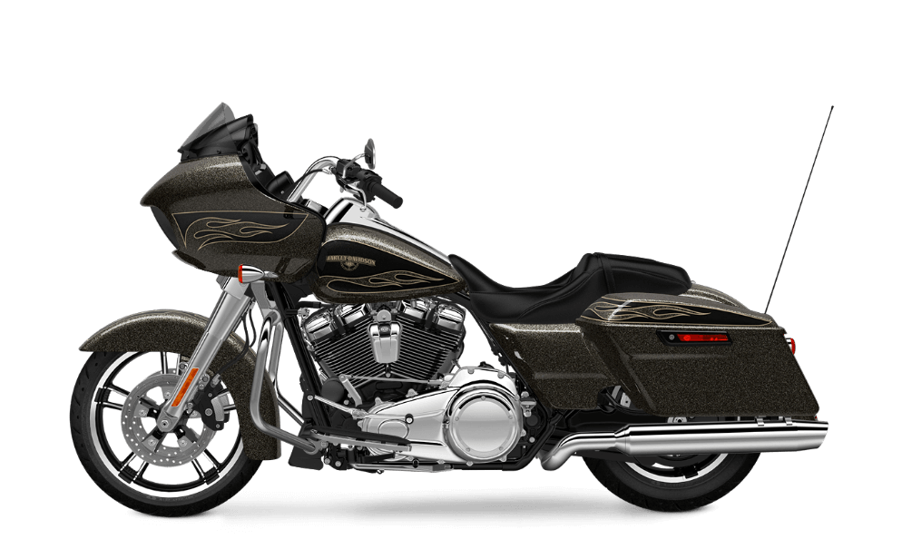 2017 Road Glide Special Black Gold Flake