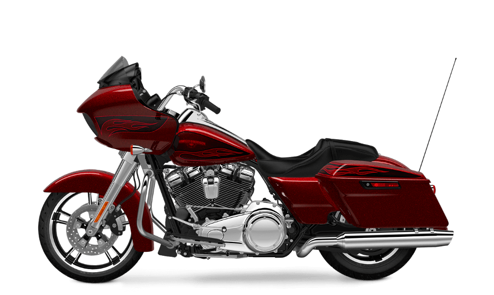 2017 Road Glide Special Hot Rod Red Flake