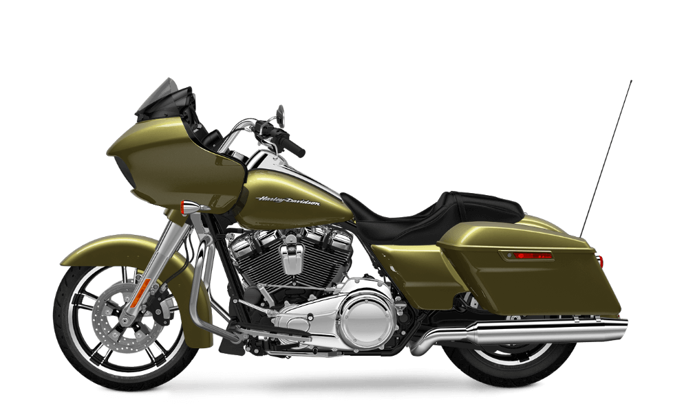 2017 Road Glide Special Olive Gold Denim
