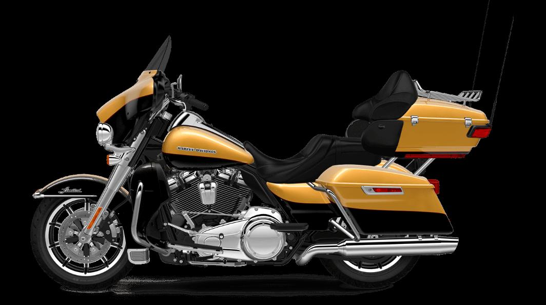 Black Hills Gold Harley Davidson Ultra Limited