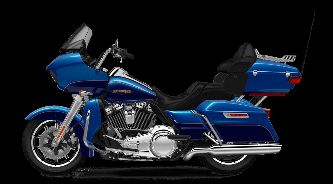Bonneville Blue Harley-Davidson Road Glide Ultra