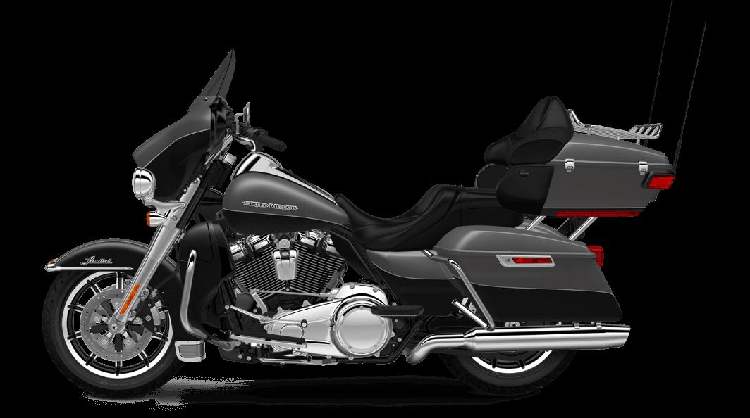 Charcoal Denim Harley Davidson Ultra Limited