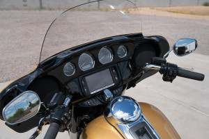 Harley-Davidson® Ultra Limited infotainment