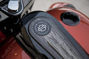 Harley-Davidson CVO Street Glide details