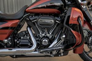 Harley-Davidson CVO Street Glide engine