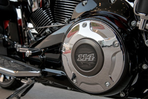 Harley-Davidson CVO Street Glide engine details