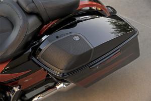 Harley-Davidson CVO Street Glide speaker