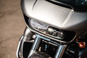 Harley-Davidson Road Glide Ultra headlights