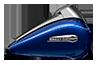 Harley-Davidson Tri Glide Ultra Superior Blue paint
