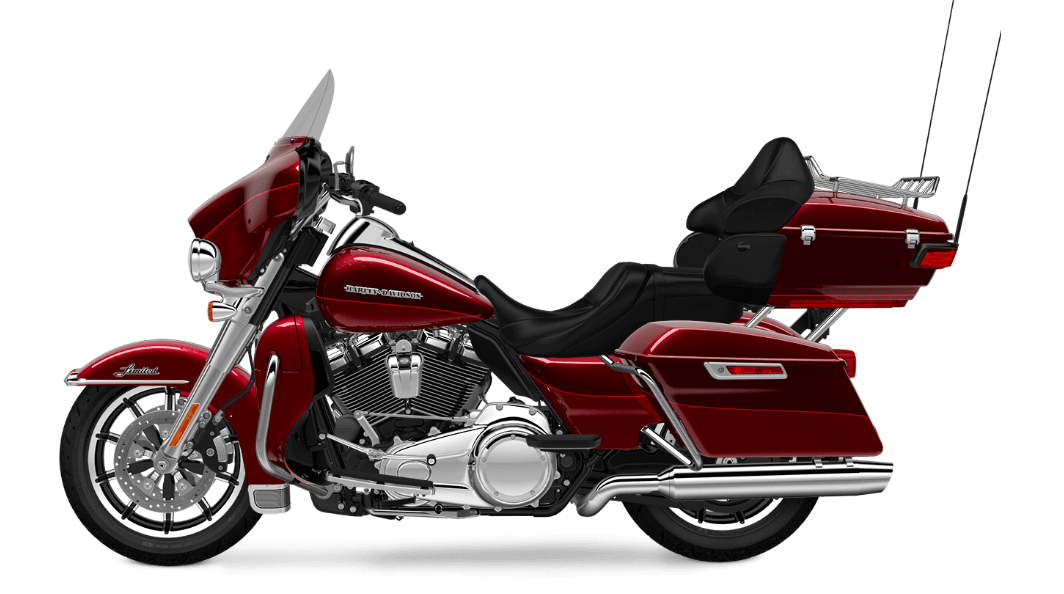 Red Sunglo Harley Davidson Ultra Limited