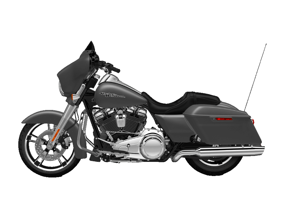 Street Glide Special Charcoal Denim