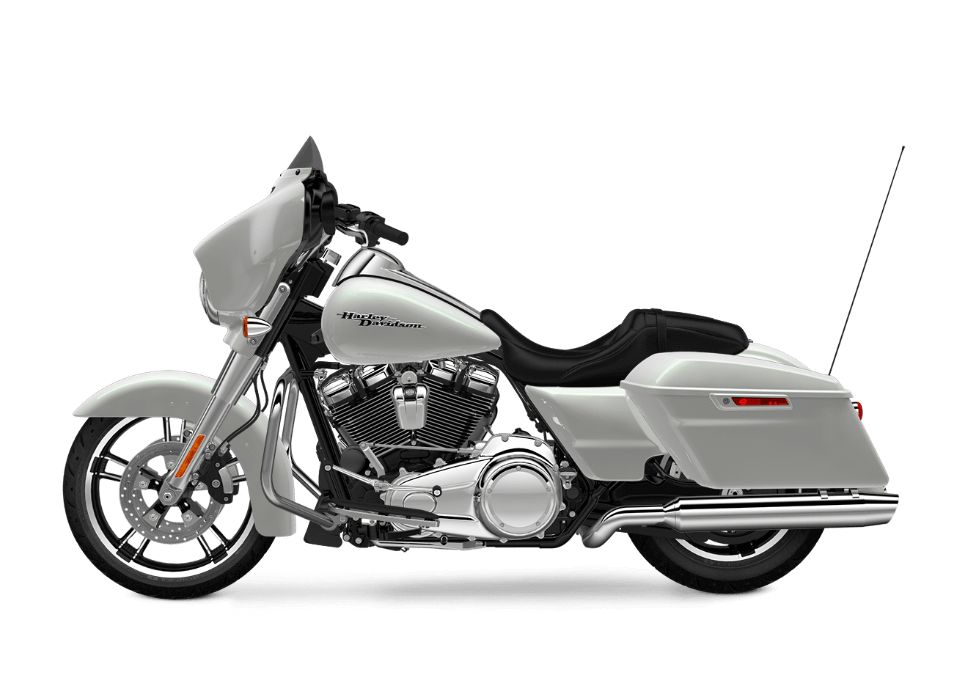 Street Glide Special Crushed Ice Pearl
