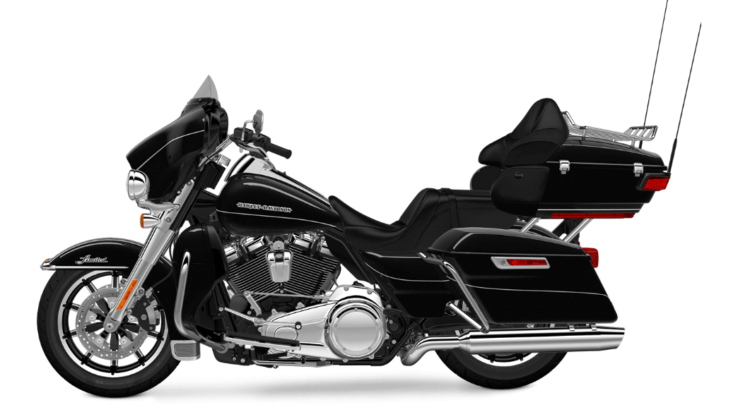 Vivid Black Harley-Davidson® Ultra Limited Low