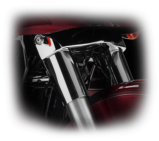 Harley-Davidson® Road Glide® Ultra control features