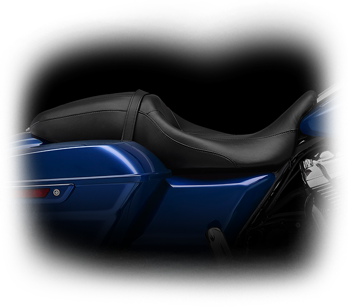 Harley-Davidson® Street Glide® Special feel features