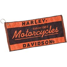 Harley Bar Towel HDL-18502