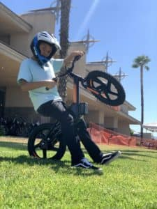 IRONe Kids Electric Bicycle