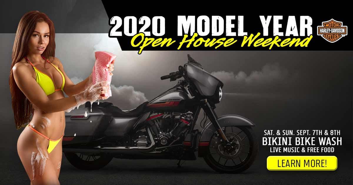 Riverside Harley-Davidson in CA | New & Used Bikes