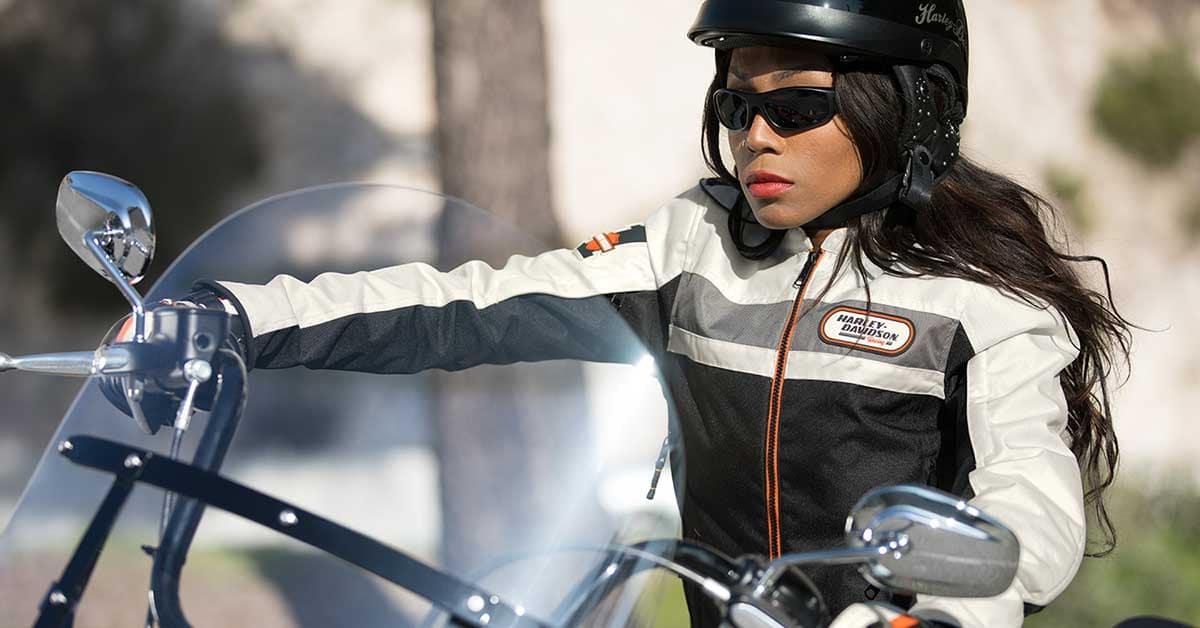 98287-19VW Harley Fennimore Riding Jacket