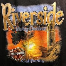 Riverside Harley T-Shirt